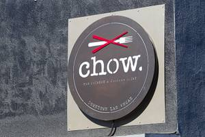 Chow: Chinese and Chicken