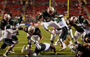 UNLV Defeats Hawaii