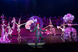 """Steve Wynn's Showstoppers"" at Wynn Las Vegas."