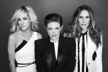 Dixie Chicks once headlined at a Las Vegas neighborhood casino. In July, they play the big room ...