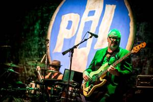 Public Image Ltd headlines Brooklyn Bowl on Wednesday, Nov. 25, 2015, in the Linq Promenade.