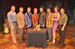 'Million Dollar Quartet' Toasts History
