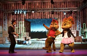 'Alvin and The Chipmunks: The Musical'