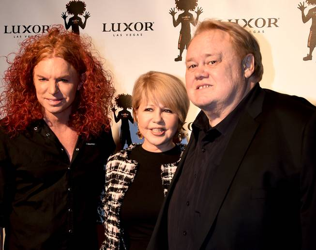 Carrot Top, Pia Zadora and Louie Anderson attend the 10th ...