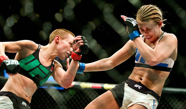 UFC adds 125-pound weight division for women