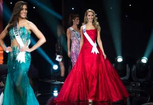2015 Miss Universe: Preliminaries