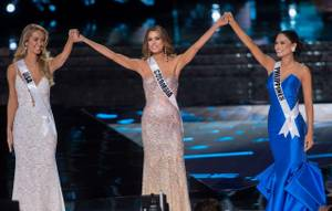 2015 Miss Universe: Dramatic Crowning