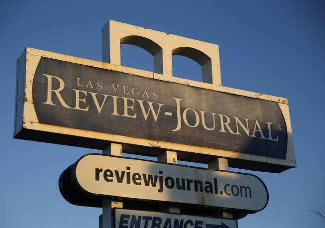 Las Vegas Review-Journal Owner: Paper sold for $140 million