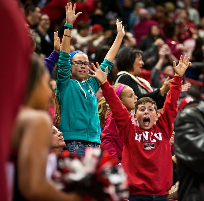 UNLV basketball will have at least a dozen national TV games