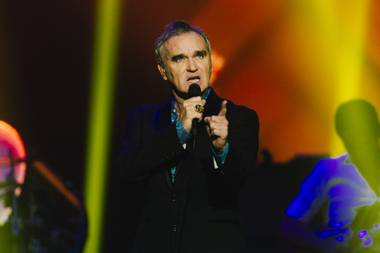 A deep-dive setlist, a fully engaged Moz (with a fantastic voice) and a well-honed backing quintet.