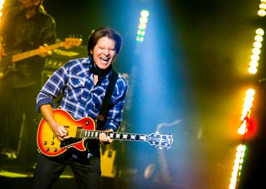 It is not a surprise that rock legend John Fogerty has added more dates to the eight he banked in his first spree covering this month. The show was terrific, the biggest pure rock show in that venue and among the most electrifying of ...