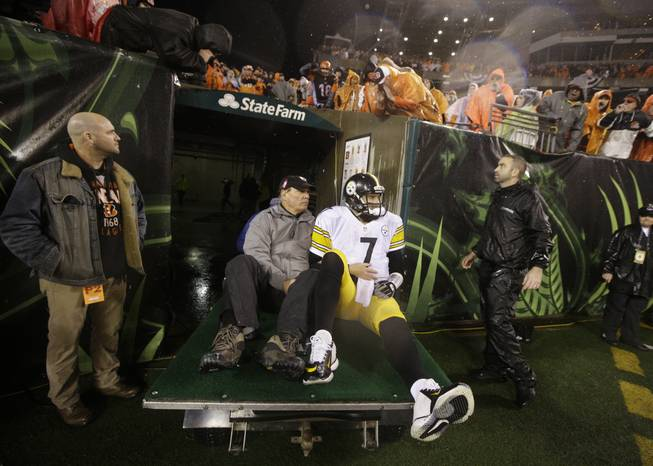 Steelers triumph over Bengals