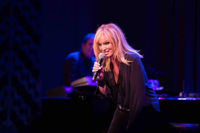 Susan Anton at Cabaret Jazz