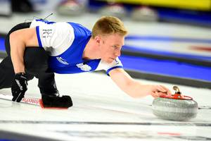 2016 Curling Cup: Mixed Doubles