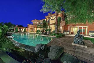 Former boxing champion Mike Tyson bought this home in the Seven Hills area of Henderson in December.