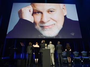 Memorial for Rene Angelil