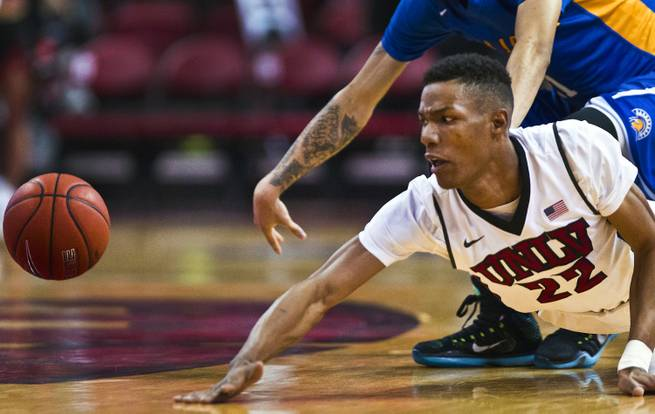 Blog: UNLV fends off San Jose State for 64-61 victory