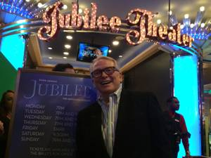 Bob Mackie at Final 'Jubilee'
