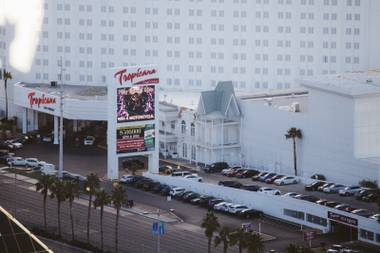 You may have noticed a whole lot of action lately at the previously inactive Tropicana, and I'm not talking about when Food Network chef Robert Irvine rappelled 22 stories down the side of the bright-white building last year. That was pretty cool, though. The action these days is inside the Trop, where a new ...