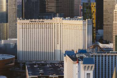 Today's announcement that Monte Carlo will be redesigned as two hotels — Park MGM Grand and NoMad Las Vegas — keeps a promise by ...