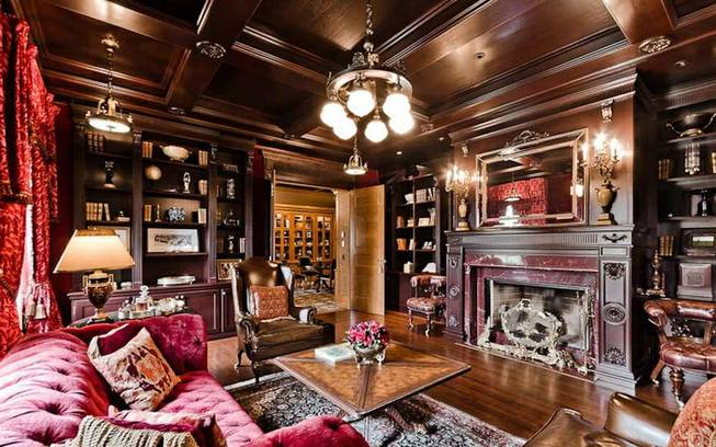 Photos Celine Dions Mansion In Quebec Sells For 255 Million