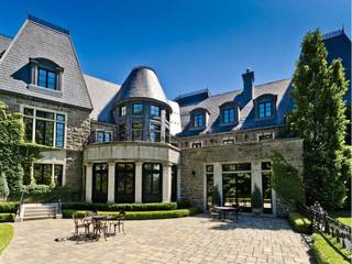 The mansion of Celine Dion near Montreal, Quebec, has been sold for $25.5 million.