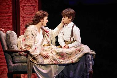 """Finding Neverland"" is part of the 2016/2017 Broadway Season at the Smith Center."