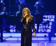 Celine Dion returns to the Colosseum on Tuesday, Feb. 23, 2016, at Caesars Palace.