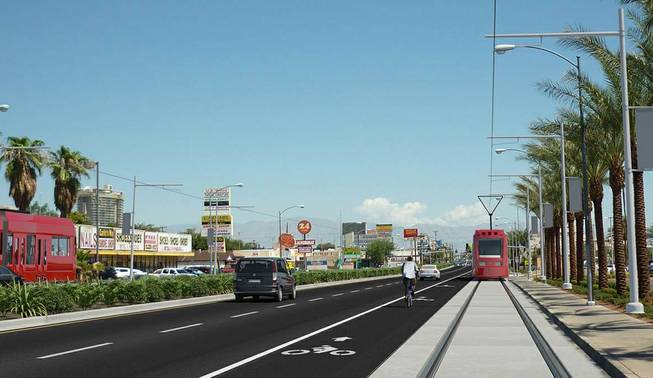 Light rail rendering 031616