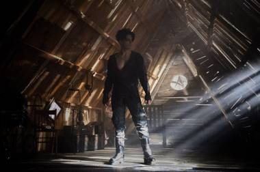 Criss Angel has made official what has been apparent since last fall: He plans to make Chloe Crawford a star in his magic universe. Crawford is to be a co-star in ...