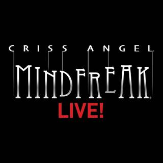 The new production 'Mindfreak Live!' by Criss Angel at the Luxor.