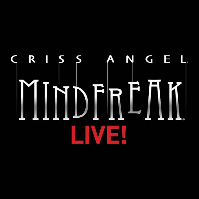The new production 'Mindfreak Live!' by Criss Angel at the ...
