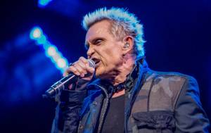 Billy Idol at HOB