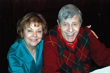 "Throughout the day Wednesday, Jerry Lewis was wondering if anything was being planned for his 90th birthday. He was asking his family such cryptic questions as, ""Are we doing anything tonight?"" Of course. Lewis was given a surprise wingding at ..."