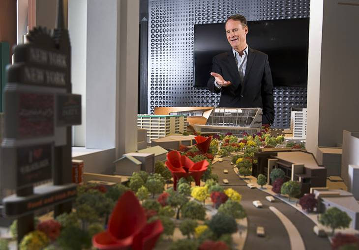 T-Mobile Arena 'will transcend the marketplace' - VEGAS INC