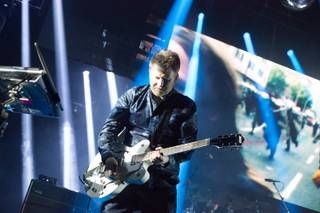 New Order headlines the Chelsea on Monday, March 21, 2016, at the Cosmopolitan of Las Vegas.