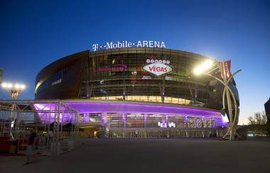 "The opening of T-Mobile Arena is going to be one of those singularly ""Viva Las Vegas"" moments, and we can never have too many of those in this city. Hopefully, someone in the lineup will ..."