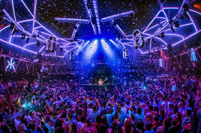 Hakkasan is celebrating its third anniversary from Thursday, April 7, ...