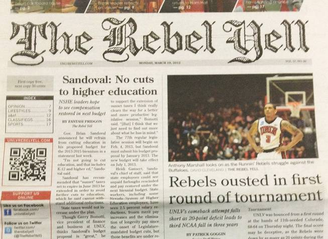 The Rebel Yell