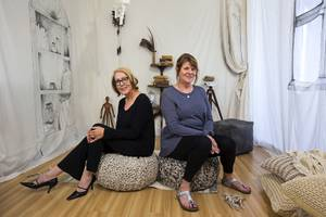 Diane Butner and Kathleen Nathan: Nest Studio