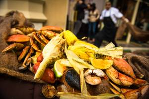 Spring Break Clam Bake at Border Grill