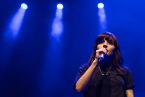 Chvrches at Brooklyn Bowl