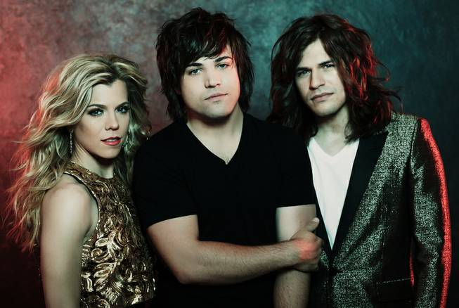 Neil Perry Of The Band Perry Talks Accordion Miss Universe And