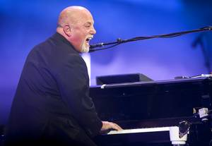 Billy Joel at T-Mobile Arena