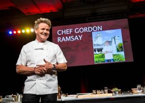 2016 VUBBA: Giada, Chefs of the Gods