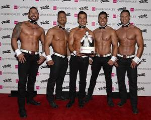Antonio Sabato Jr. in Chippendales