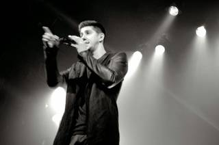 Texas R&B singer-songwriter SoMo, birth name Joseph Anthony Somers-Morales.