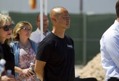 Downtown Las Vegas' Fremont Street has come a long way in recent years. It still lags other big cities' urban cores, but an ingredient that many people see as critical to Fremont's revival is now taking shape ...