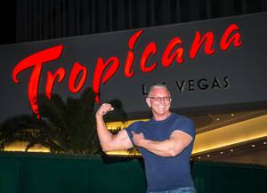 Robert Irvine at Tropicana