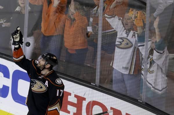 Ducks Star Ryan Kesler 'all For' An NHL Expansion Franchise In Las Vegas